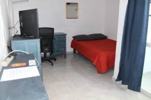 Habitación privada a 3 cuadras Hosp. San Javier(2)