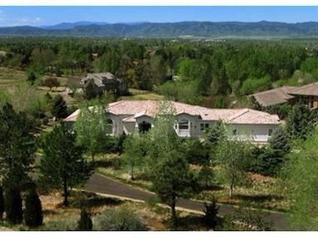 Incredible home with mountain view! - Greenwood Village - Hus