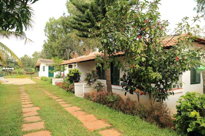 Kadackal Farm House - Alphonso - Byalakere - Casa