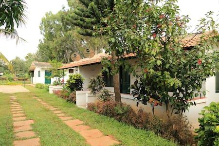 Kadackal Farm House - Alphonso - Byalakere - Ház