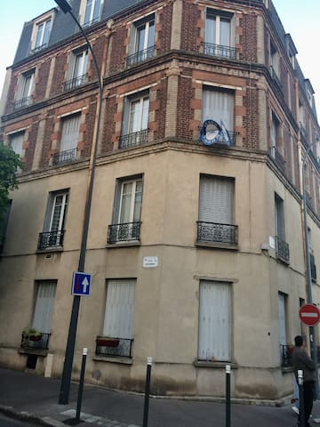 Petit cocon audonien , aux portes de Paris,