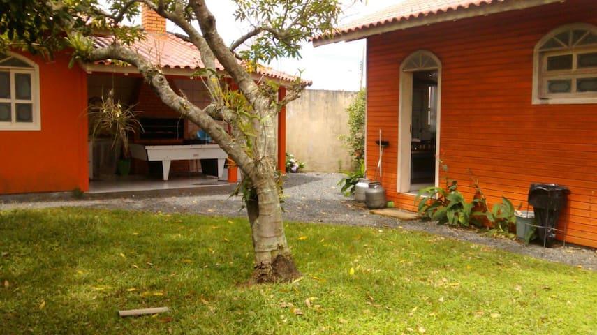 Casa Tranquila -  Quartos do lado da praia - Florianópolis - Dépendance