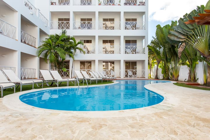 One Bedroom, Apartamentos by Be Live-ALL INCLUSIVE