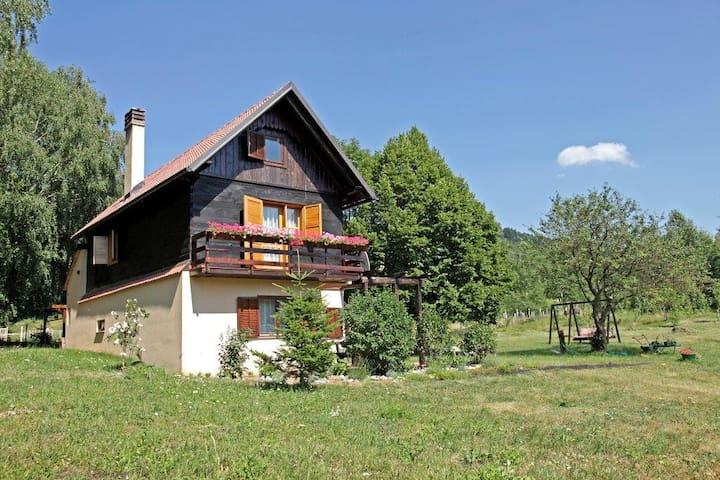 Rustical house in beautiful nature - Breze - Maison
