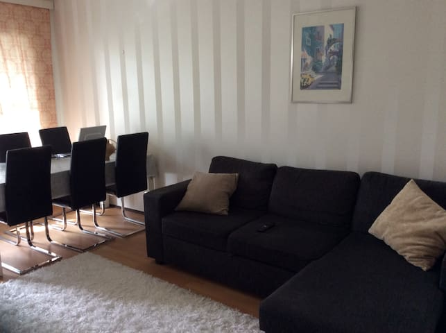 Cozy apartment in beautiful Kotka - Kotka - Flat