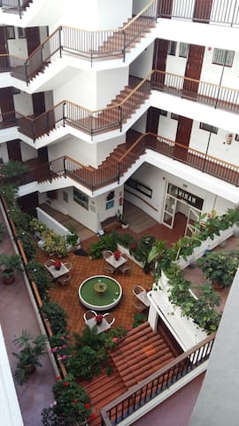 Schone Wohnung Puerto de la Cruz - Puerto de la Cruz - Wohnung