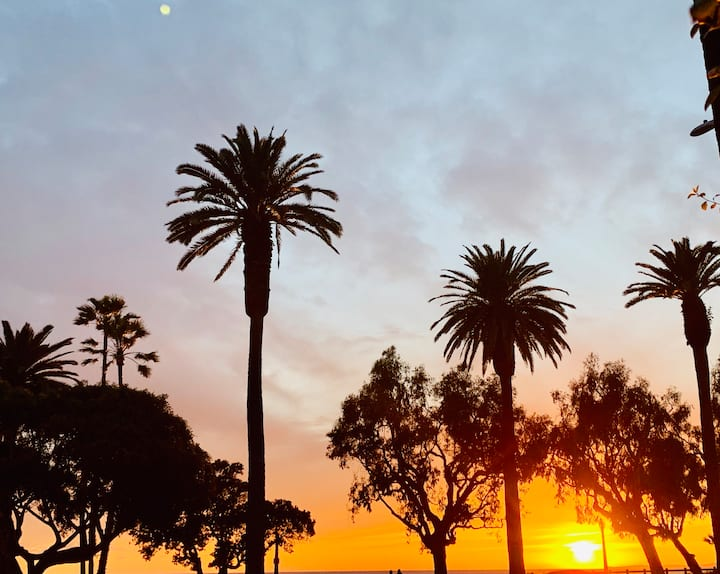 Watch Beautiful California Sunset