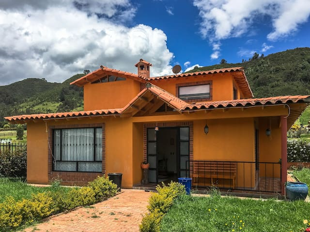 Casa Campestre Tabio - Tabio - บ้าน