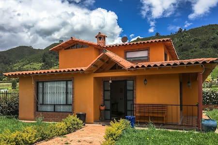 Casa Campestre Tabio - Tabio - Huis