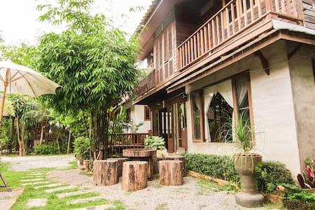 BaanLungHe Homestay - Mueang Chiang Rai - Villa