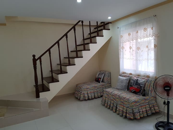Fully Furnished Airconditioned Townhouse