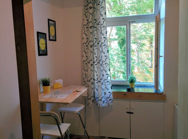 Cute mini-apartment in center - Praha - Pis