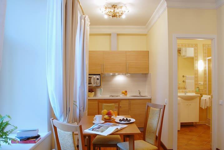 Time Deluxe Apartment (Studio) - Riga - Appartement