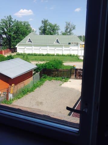 Комнаты в коттедже 10 км от Митино. - Saburovo - Bed & Breakfast