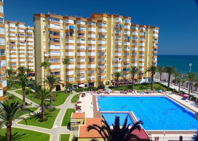 Holiday Flats on the beach - Algarrobo - Leilighet