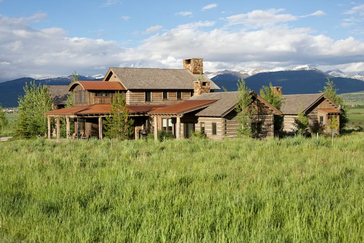 Teton Discovery Cabin - Victor - House