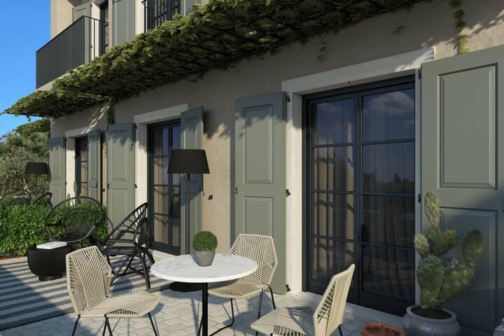 HOTEL VERBENICUM  1.DELUXE SUITE GROUND FLOOR