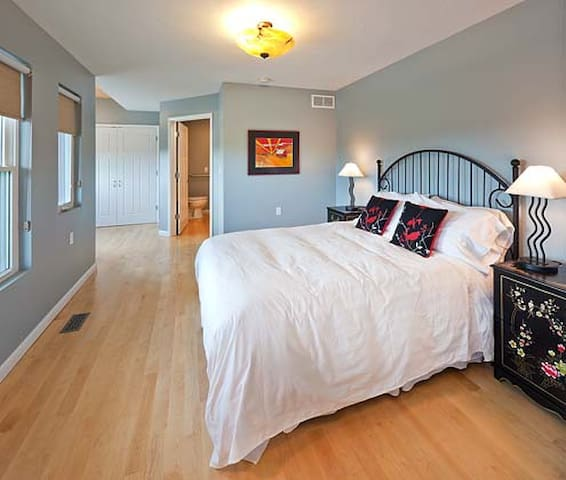 Village view room is fully wheelchair accessible.
