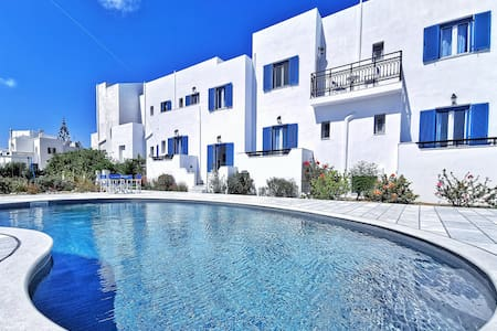 Ikaros Triple Studio on Naxos island