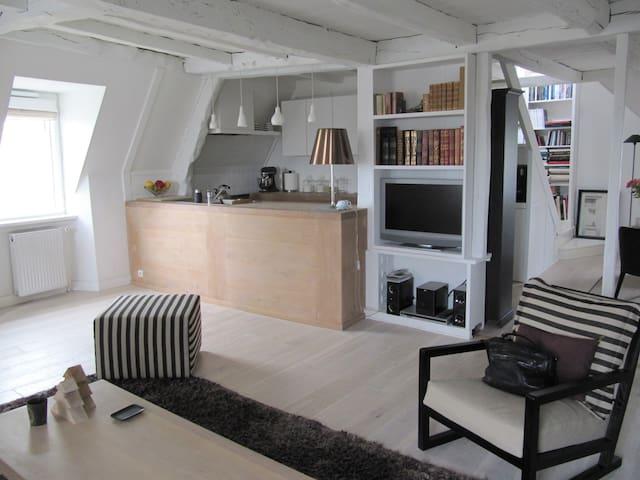 Appartement de charme - St-Malo - Apartamento