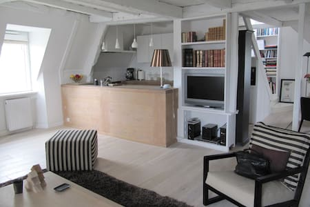 Appartement de charme - St-Malo - Wohnung
