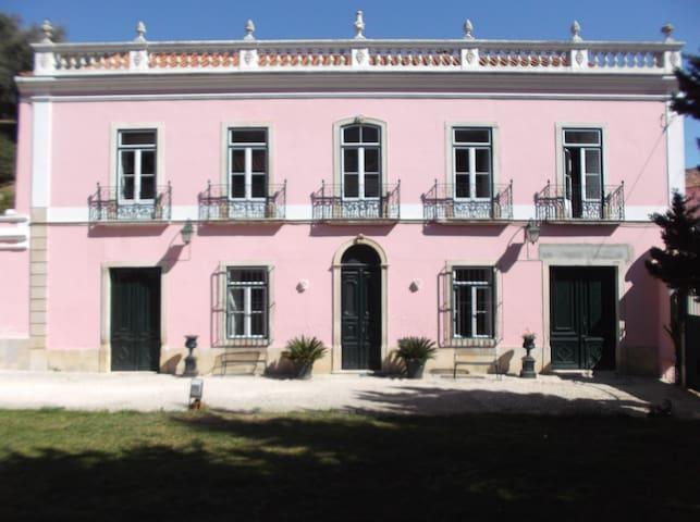 CASA  D'ARROZARIA 1 Quarto Jardim - Santarém - Bed & Breakfast