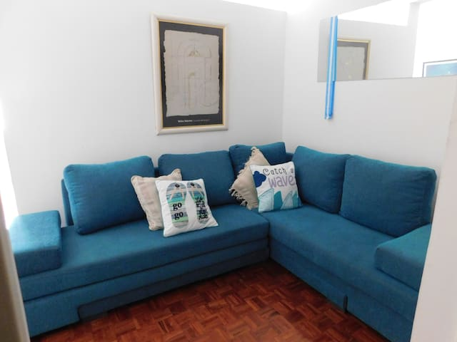 Bright apartment in the heart of Bs.As.