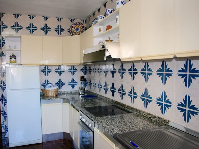 Nice apartment 400m from the beach - Vilagarcía de Arousa - Apartamento