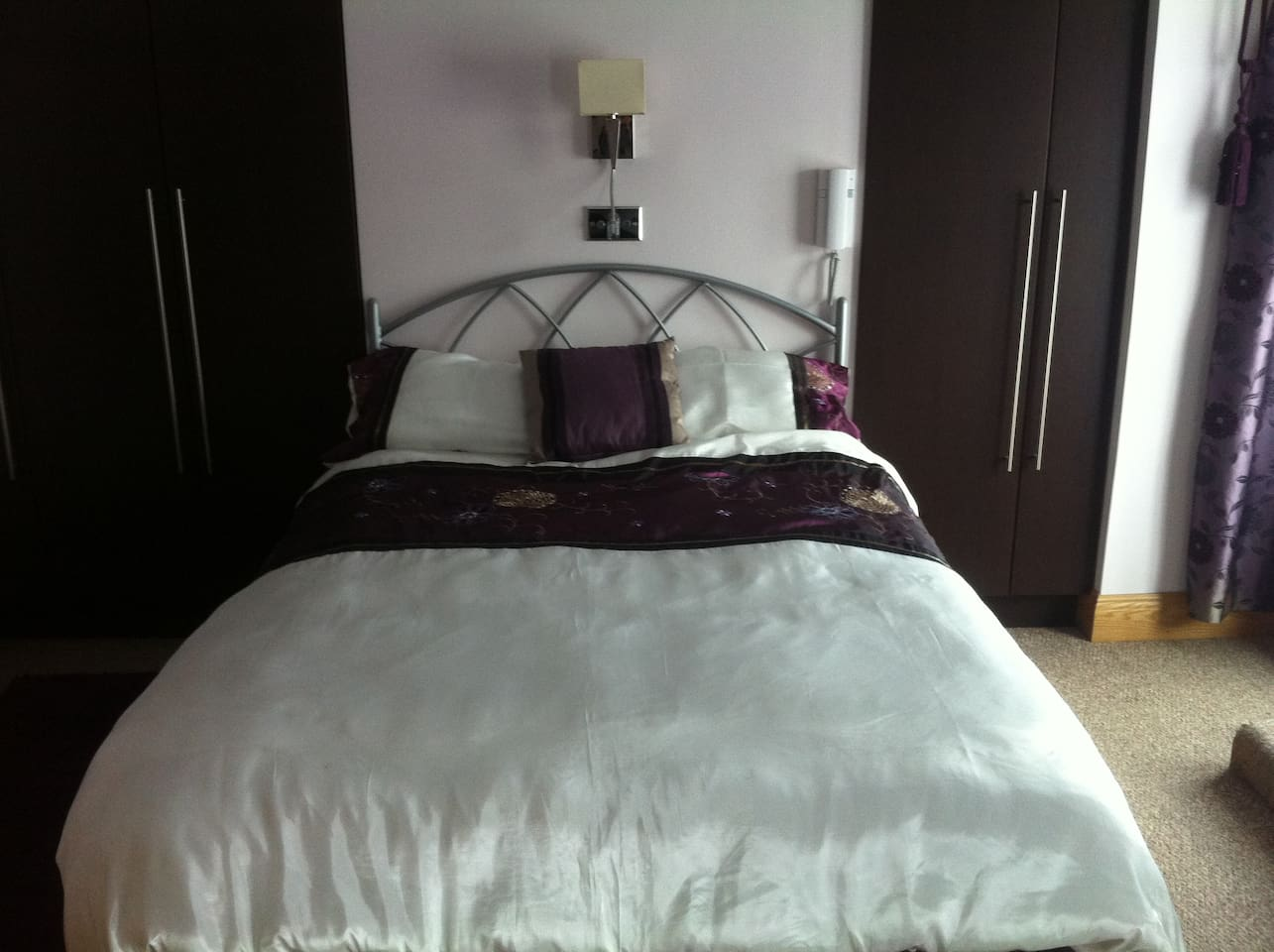 Luxurious and comfortable double bedroom 40 euro a night