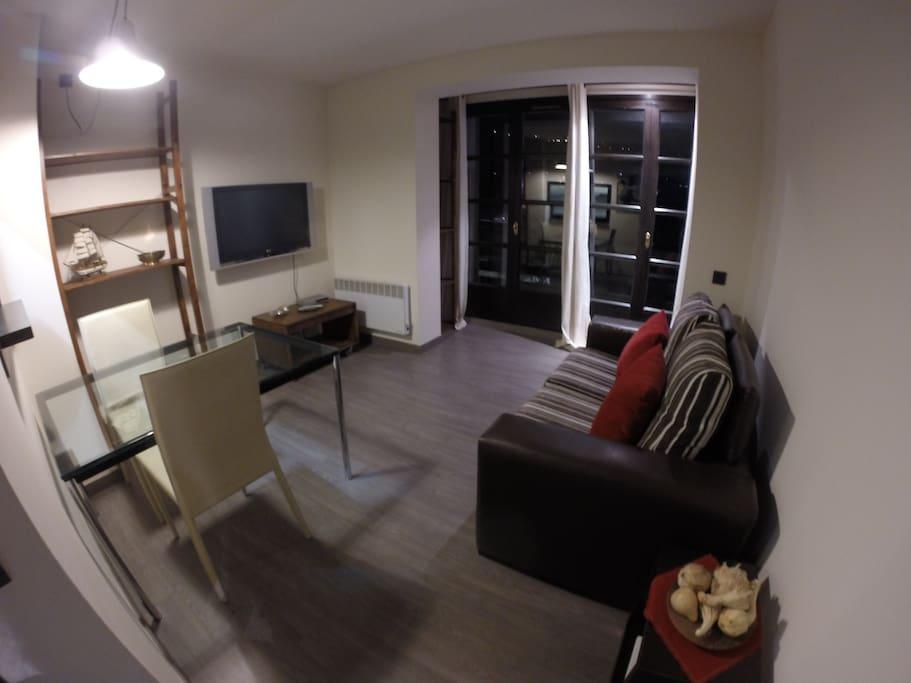 Living room / salon / гостинная