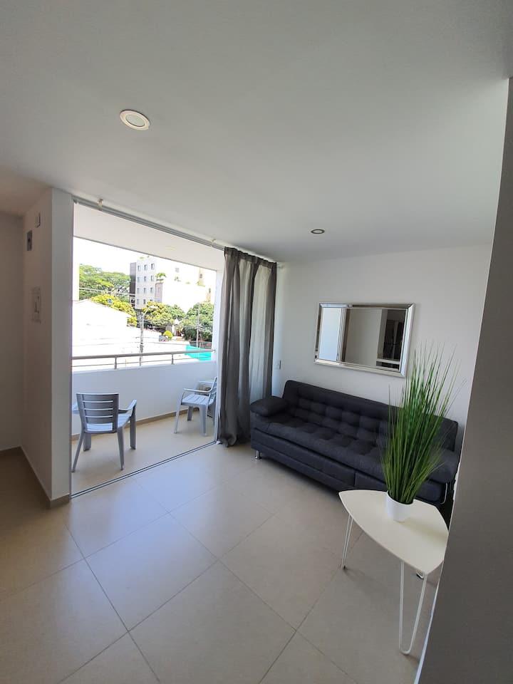 ¨Moderno apartamento en Ciudad Jardín¨