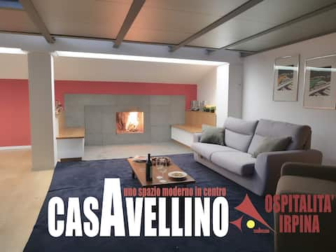 CasAvellino: your modern space in the city center