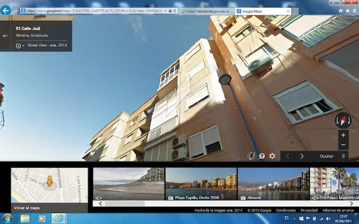 Daniel Apartment Playa-Beach WiFi