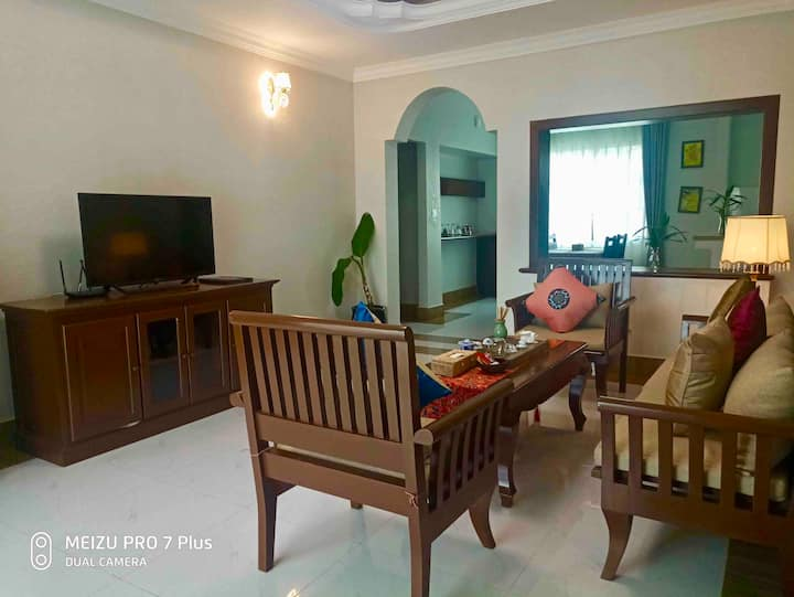 my home in Angkor Wat    | pool | kitchen| 85m2