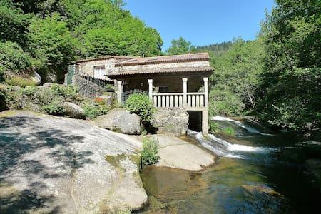 Casa molino en el parque natural - Segade de Arriba