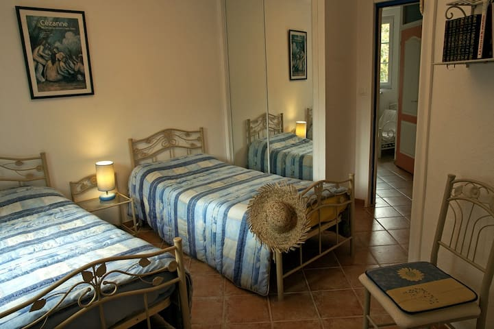 MOULIN DE CORNEVIS/B&B/CALME/Cézanne - Privas - Bed & Breakfast