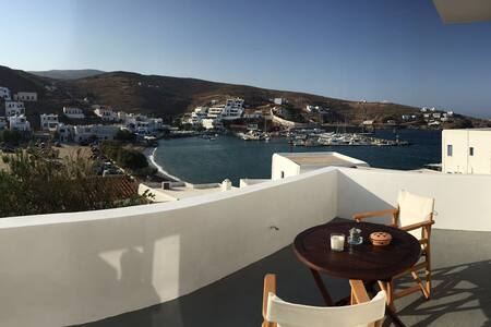 2Bedroom Apartment @ Loutra Kythnos - Apartment