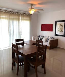 1 bedroom apartment on the first floor