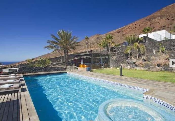 Best of hotels in your villa. - Playa Blanca - Villa