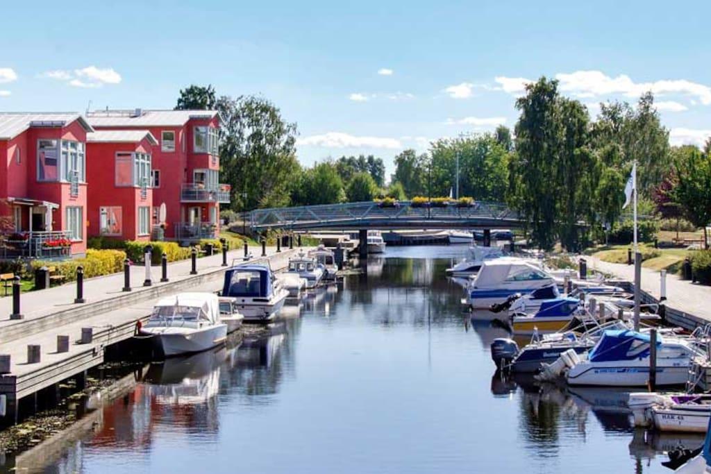 Åkersberga kanal