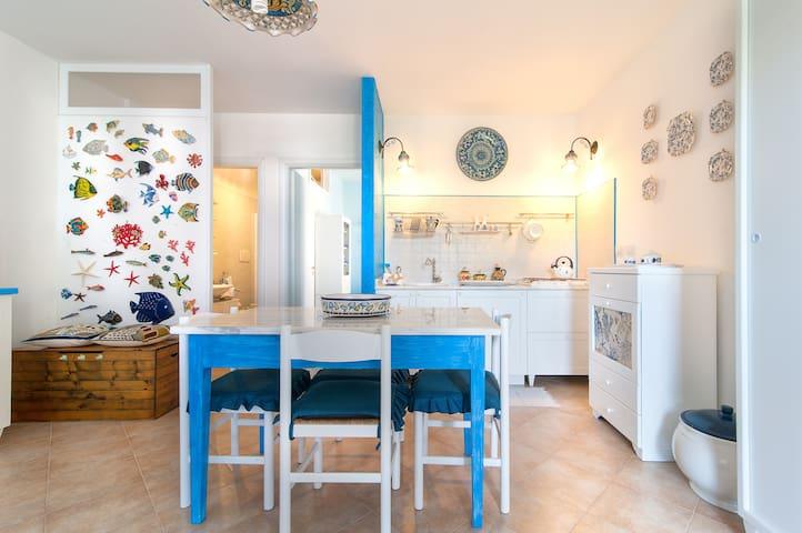 Salento, appartamento sul mare - Otranto - Lägenhet