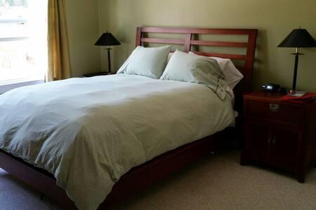 Cozy Bedroom in Warm Home - Сан-Франциско - Дом
