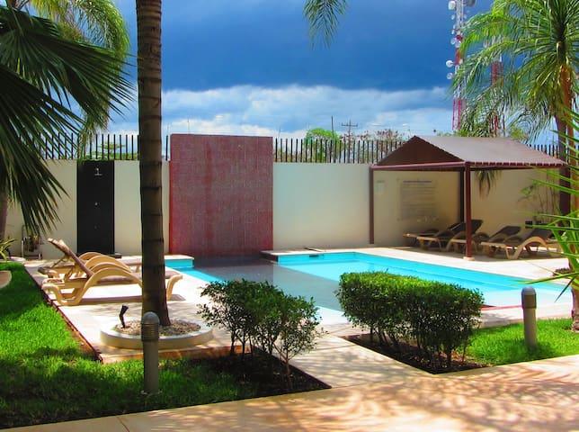 Comfortable caribbean Private Room!