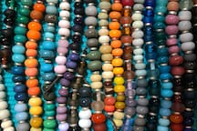 Handmade lampwork beads, for sale or make your own!
