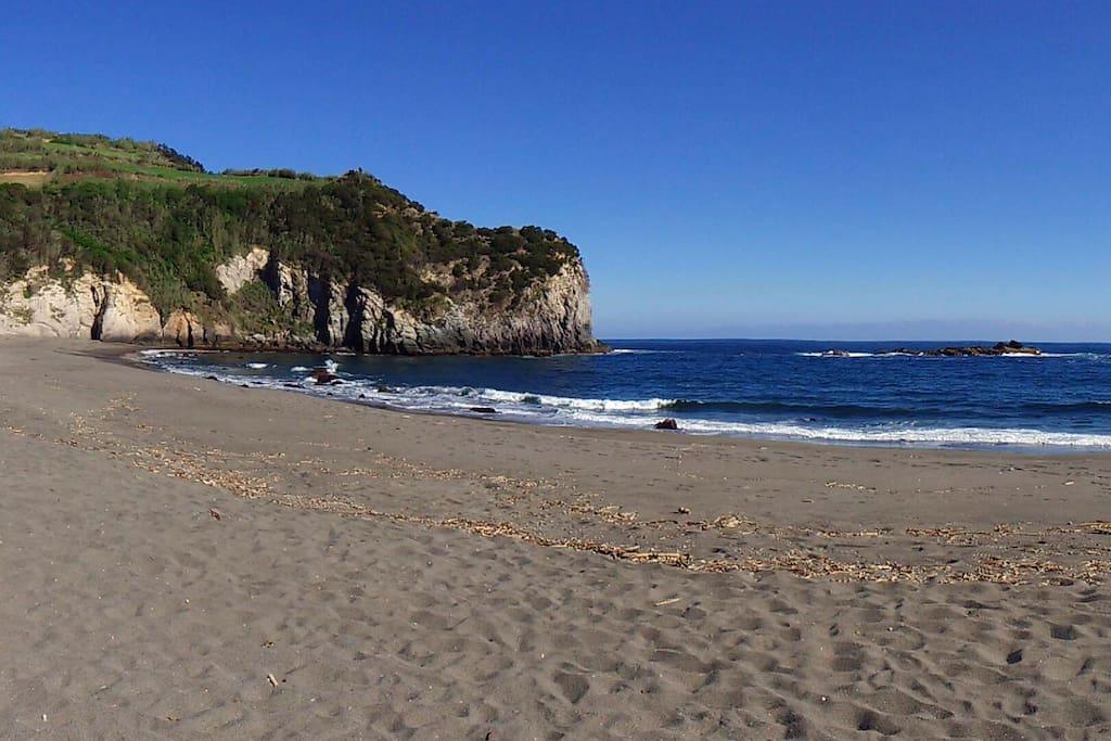 Moinhos Beach at Porto Formoso