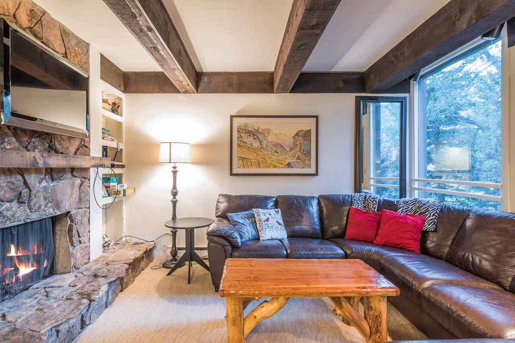 Your Vail condo is managed, cleaned, and maintained by TurnKey Vacation Rentals.