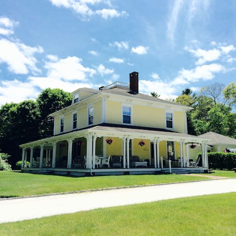 The House at Pocasset