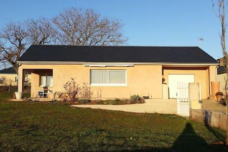 Maison individuelle recente avec espaces verts - Bozouls - Dům