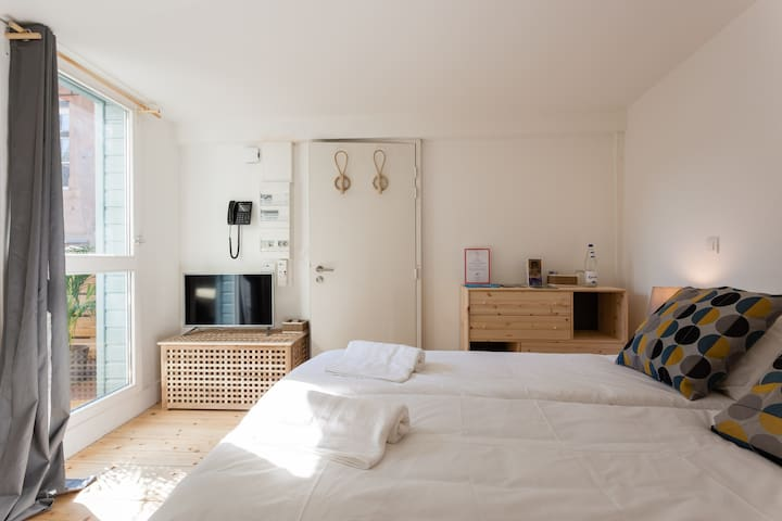 Studio in the heart of the city - Strassburg - Wohnung