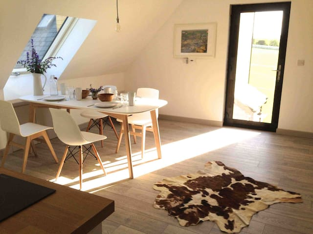 Stylish loft near Glastonbury - Pilton - Appartement